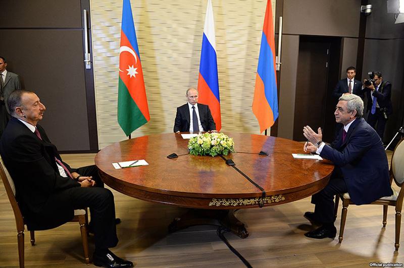 Aliyev-Putin-Sarkisian