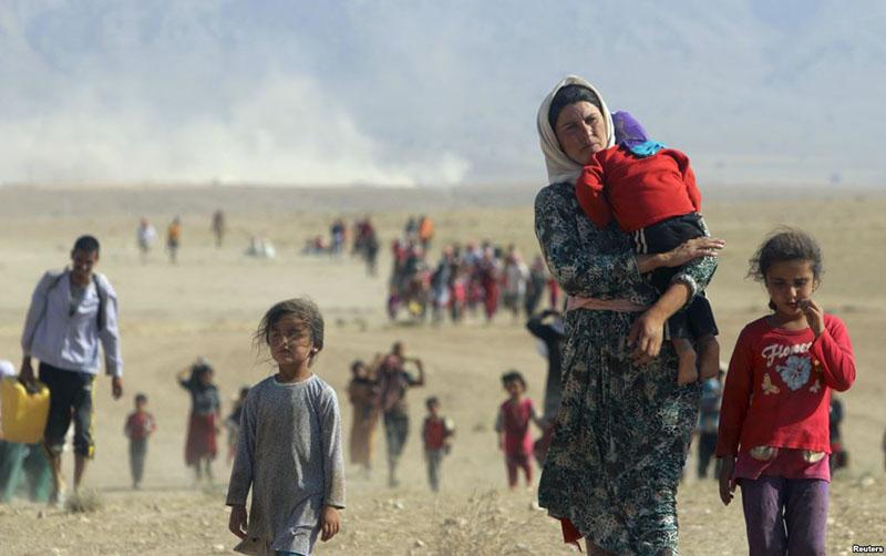 Iraqi-Yezdis