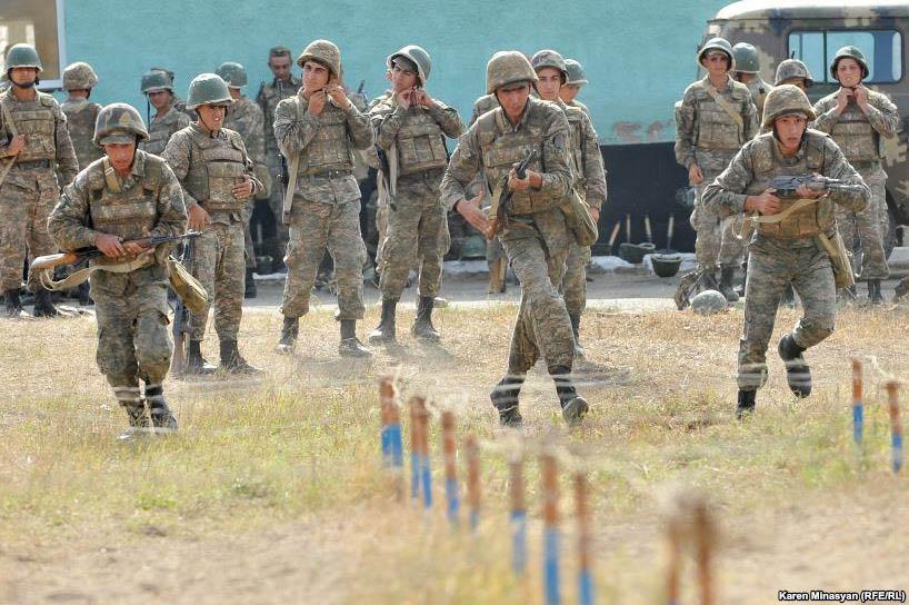 Karabakh Army