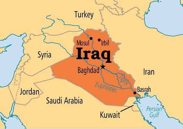 iraq-MMAP