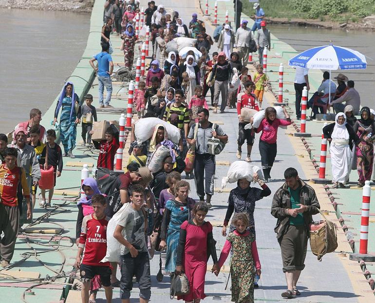 yazidrefugees