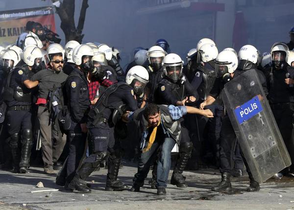 Kurdish protest3