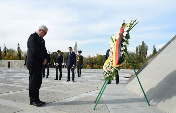Foreign Minister of Germany Frank-Walter Steinmeier  an RA forei
