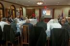 AGCC representatives at museum planning workshop