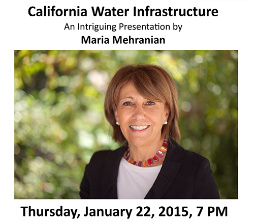 California Water Infrastructure