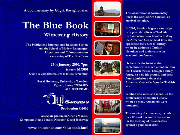 The Blue BookWitnessing history