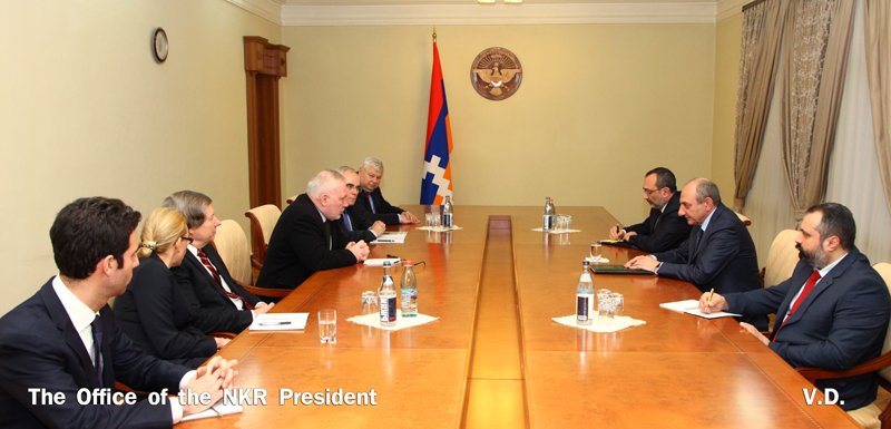 Bako-Sahakyan-Minsk-Group