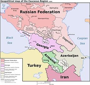 Caucasus-political_map