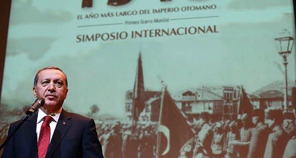 Cumhurbaşkanı Erdoğan Kolombiya'da
