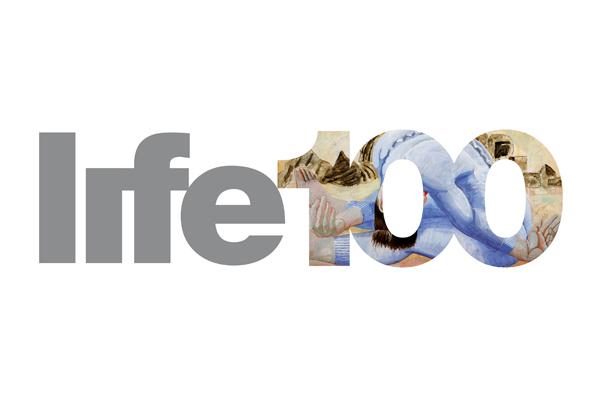 LIFE100 - Logo