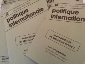 PolitiqueInternationale