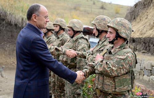 SeyranOhanian-Army