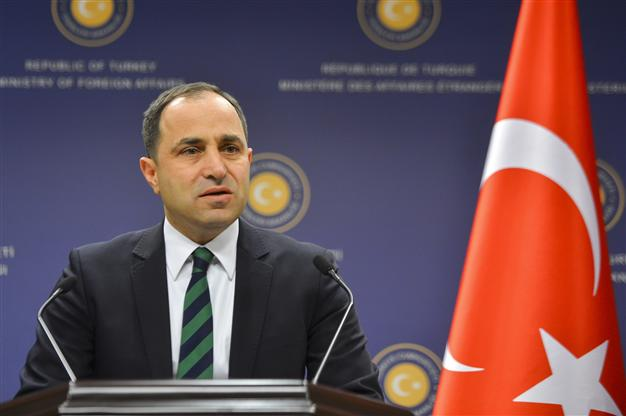 Turkish-Foreign-Ministery-Spokesman