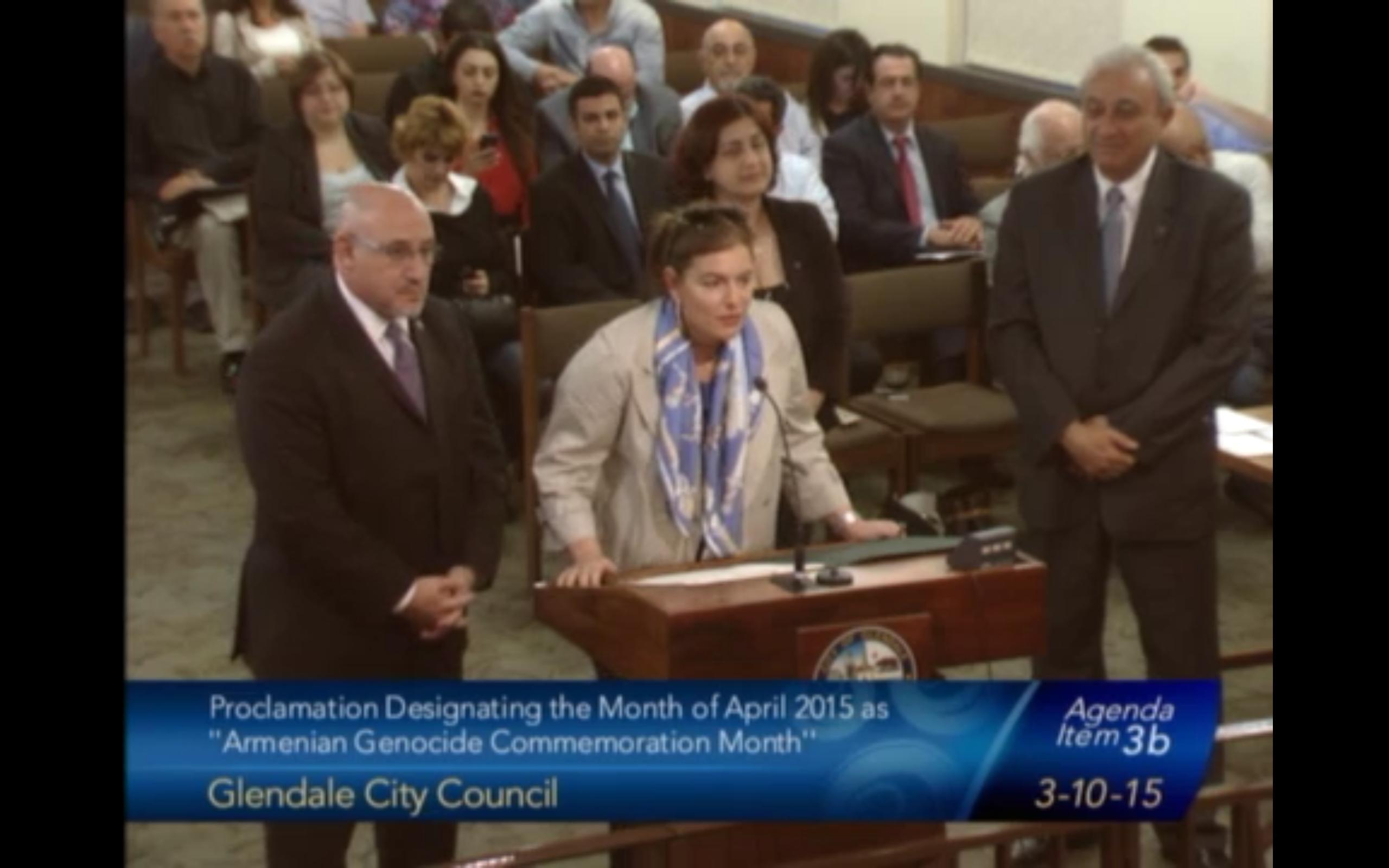 AGCC 2015-03-10-Glendale Armenian Genocide
