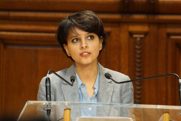 French-Minister-Najat Vallaud-Belkacem
