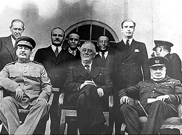TehranConference1943