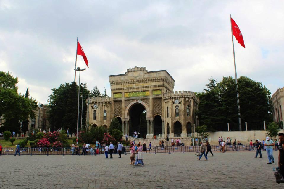 Bayazid Square