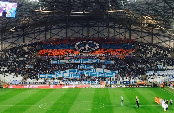 Olimpique-Marseilled