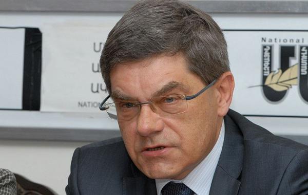 Ambassador- Jerzy Nowakowski