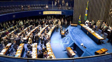Brazil-Federal-Senate
