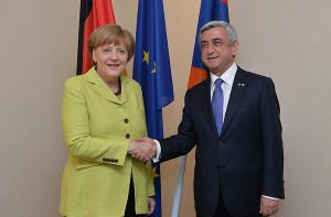 Merkel-Sarkisian