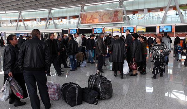 Yerevanairport--Armeniamigrant