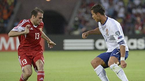 Armenia-Portugal