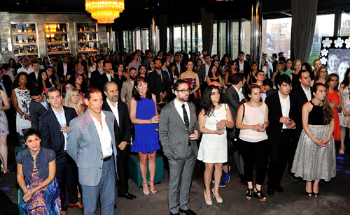 The Children of Armenia Fund 2015 Summer Soiree at the Rooftop at The Dream Hotel Downtown in  New York, NY on June 16, 2015.  (Photo by Stephen Smith)