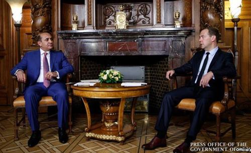 Abrahamian-Medvedev