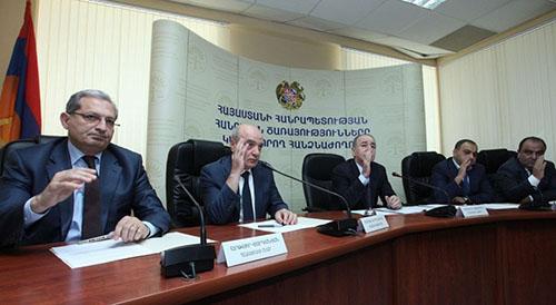 Armenia-PSRC