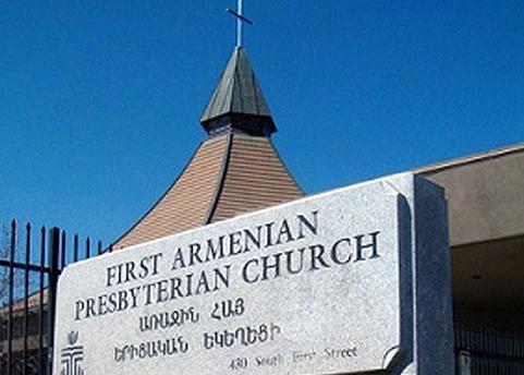 Armenian-Presbyterian-Church