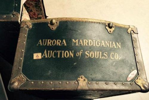 Aurora Mardiganian's Suitcase