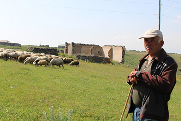 Villager, Verin Shorzha