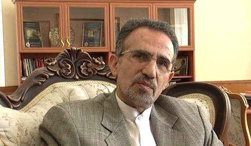 Iran-Ambassador