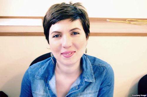 Kristine Khanumian