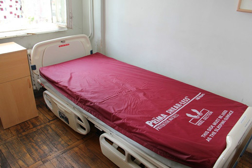 Military Hospital beds 3