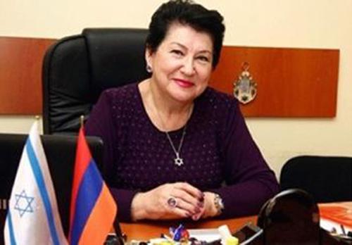 Rima Varzhapetyan