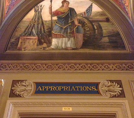 Senate Appropriations Committee