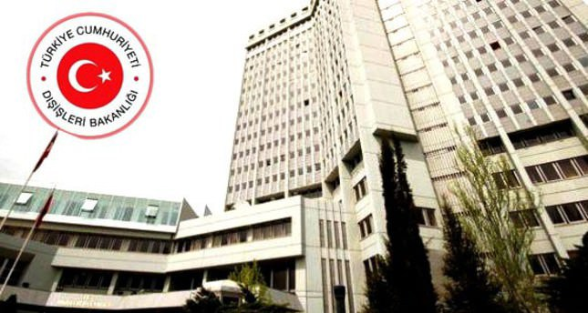 Turkey-Foreign-Ministry