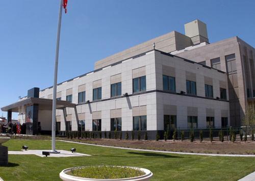 US Embassy Yerevan