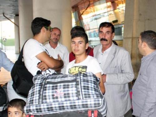 Yezidi Families