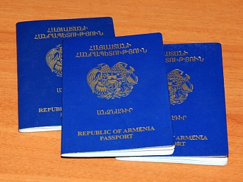 Armenian-Passport