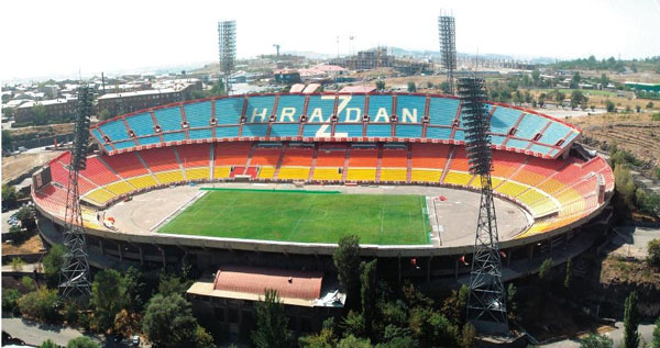 HrazdanStadium