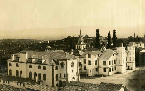 Marsovan Panorama-Anatolia College