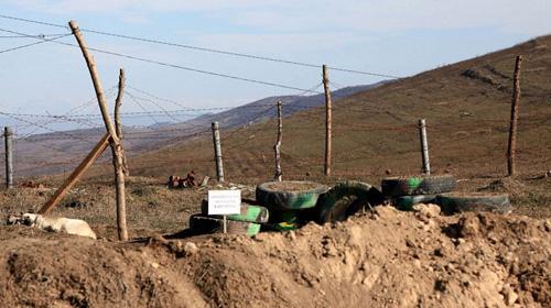 Armenia-Border