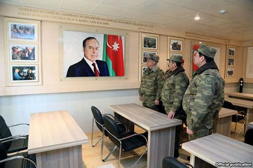 Azeri-Army-Base