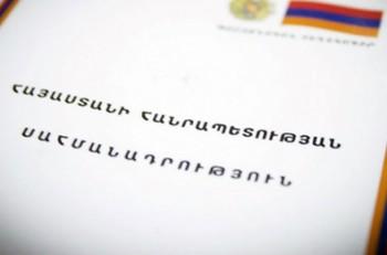 constitution-armenia
