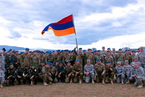 Armenian-Peace-Keepers