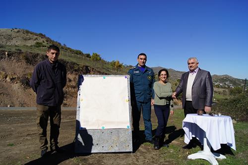 Landmine Free Artsakh Chartar