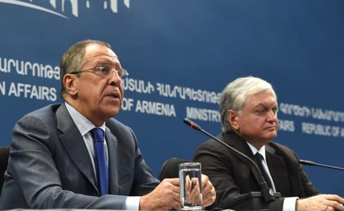 Lavrov-Nalbandian